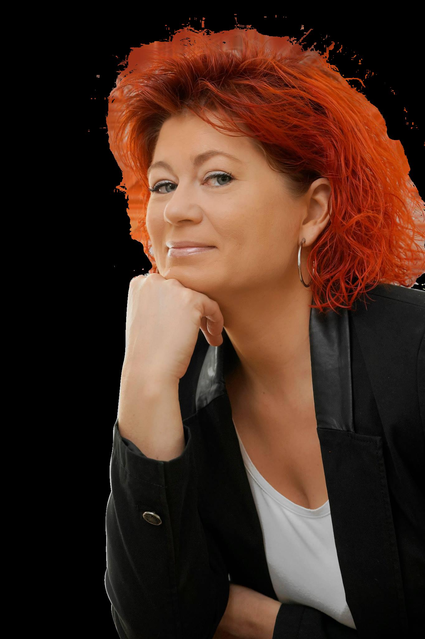Berith Siegumfeldt - Leder særligt sensitive på rette vej