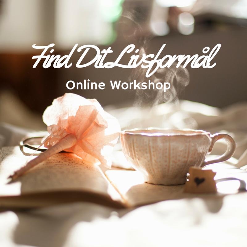 Find dit livsformål - online kursus, kopi 2