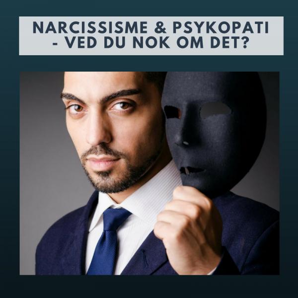 Narcissist og psykopat