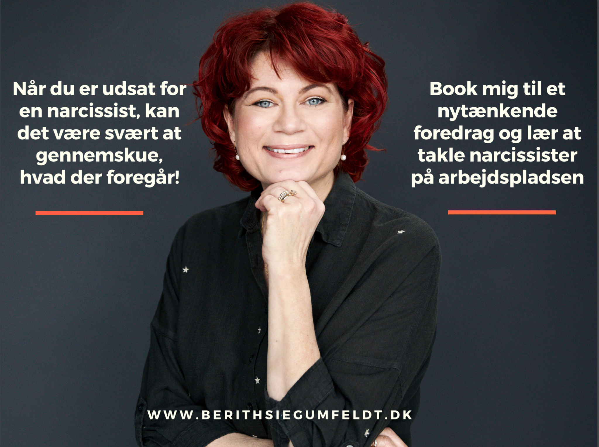 Berith Siegumfeldt Foredrag