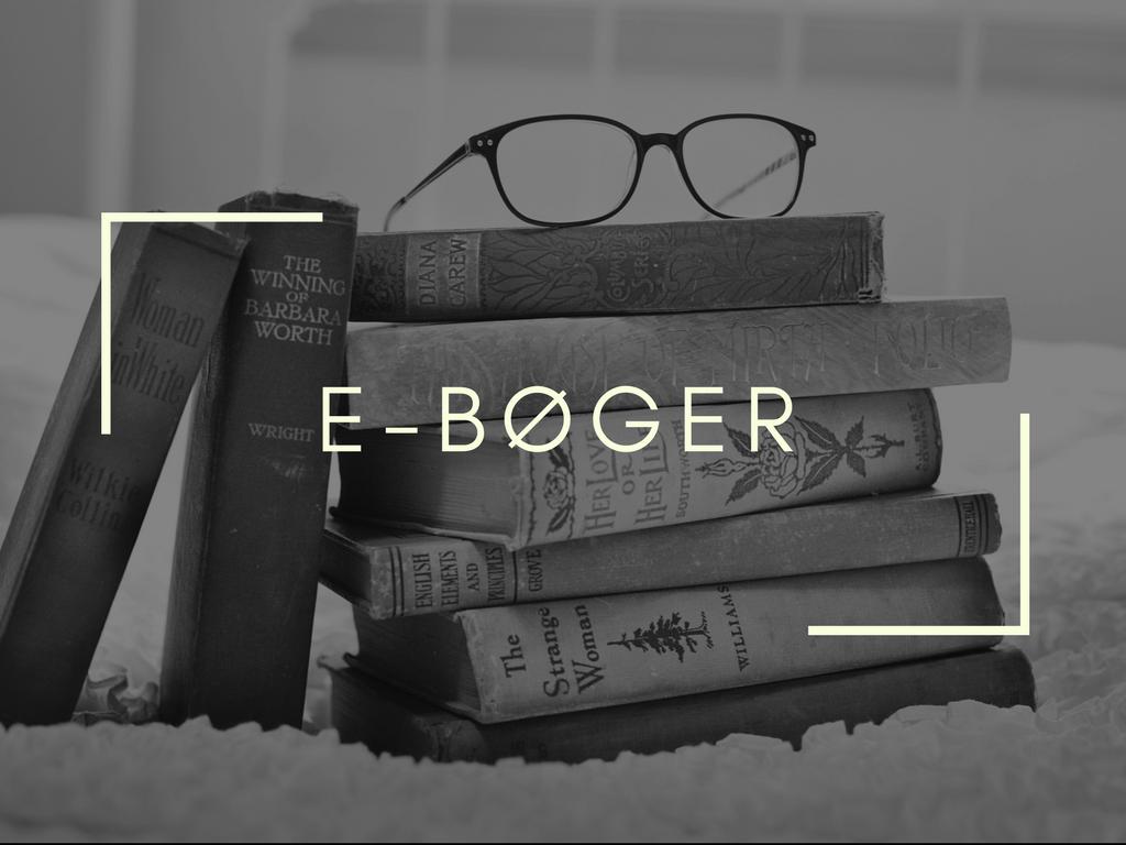 Berith Siegumfeldt bøger og e-bøger