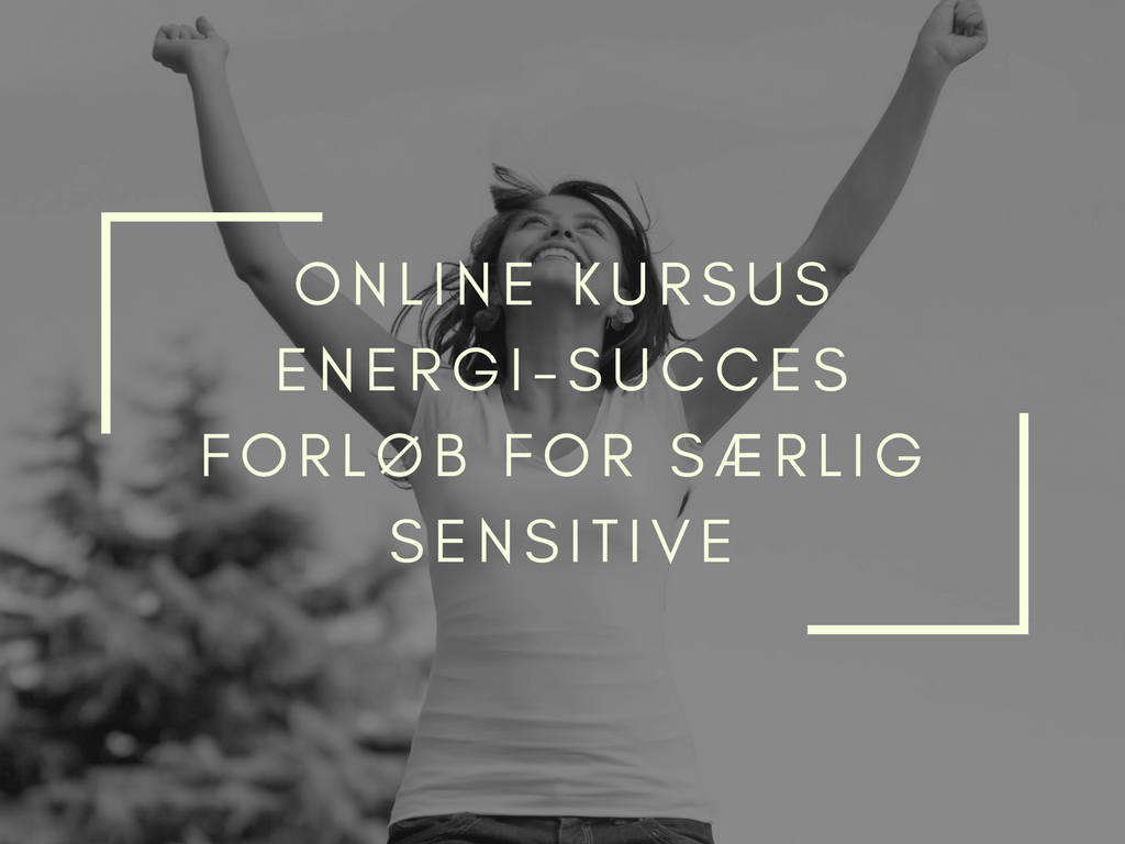 Berith Siegumfeldt kursus for saerlig sensitive