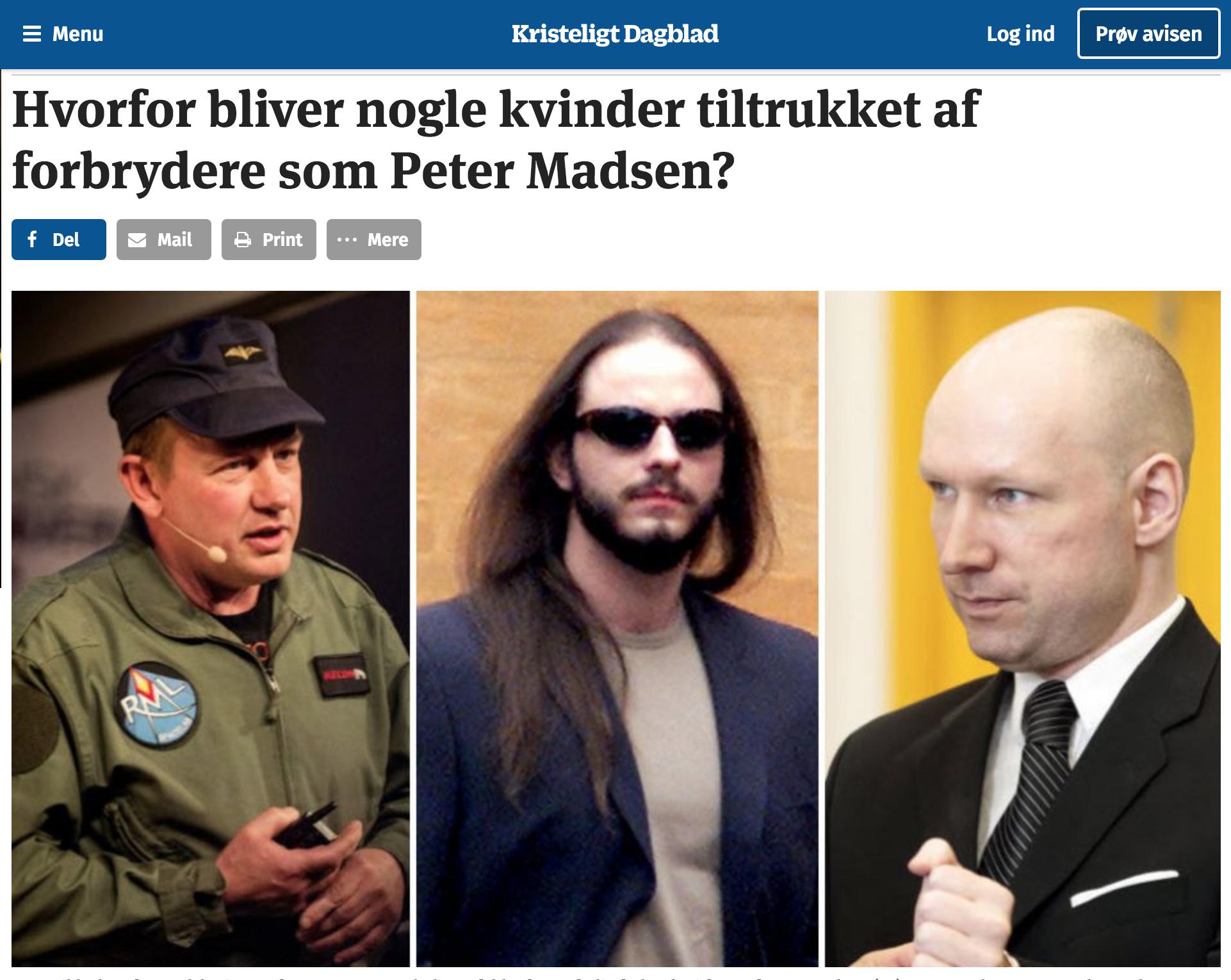 Berith Siegumfeldt - Kristelig Dagblad