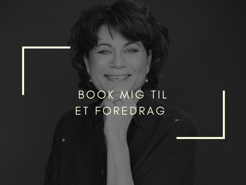 Berith Siegumfeldt - book til et foredrag