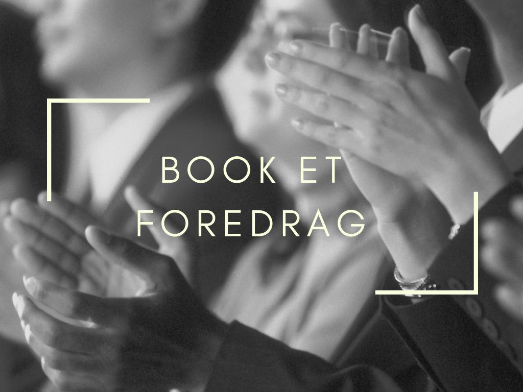 Berith Siegumfeldt - book et foredrag